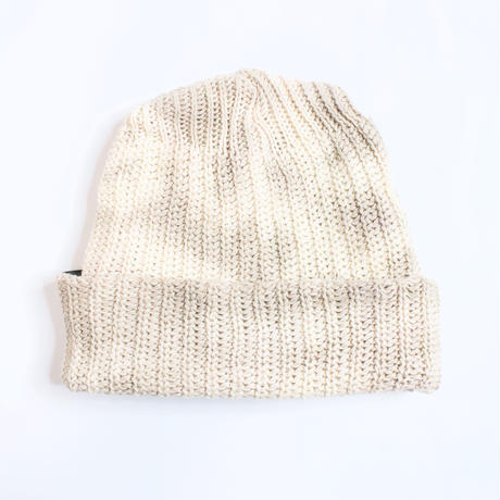 JAVARA「TIE DYE SABOTAGE CAP(NATURAL)」