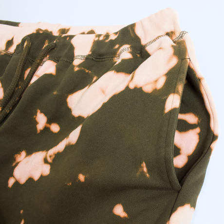 JAVARA「SPLASH RELIEF PANTS (OLIVE)」