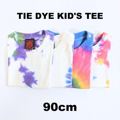 JAVARA「TIE DYE KID'S TEE (90cm)」