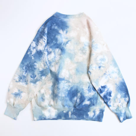 MORE BEER「LIMITED TIE DYE CLASSIC LOGO CREW#5」