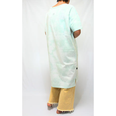 "JAVARA ""MARBLE"" MUU ONE PIECE (MINT)"