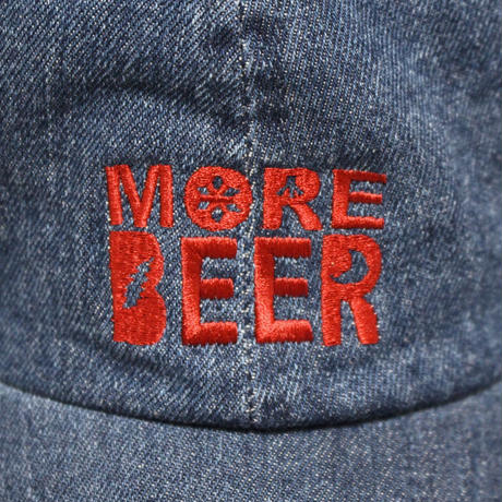 MORE BEER LOGO LOW CAP#2