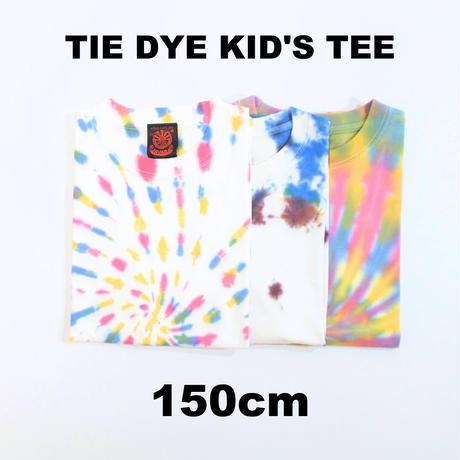 JAVARA「TIE DYE KID'S TEE (150cm)」