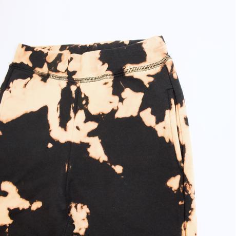 JAVARA「MARBLE KID'S RELIEF PANTS(SPLASH BLACK)」