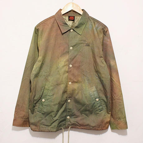 "JAVARA ""TIE DYE COACH JKT"" (JUNGLE)"