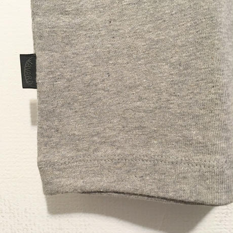 "JAVARA ""MORE BEER PKT"" S/S (GRAY)"