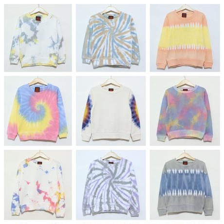 "JAVARA KIDS ""TIE DYE SWEAT"""