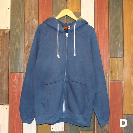 "JAVARA ""HEMP/COTTON ZIP PARKER"" (Ssize)"