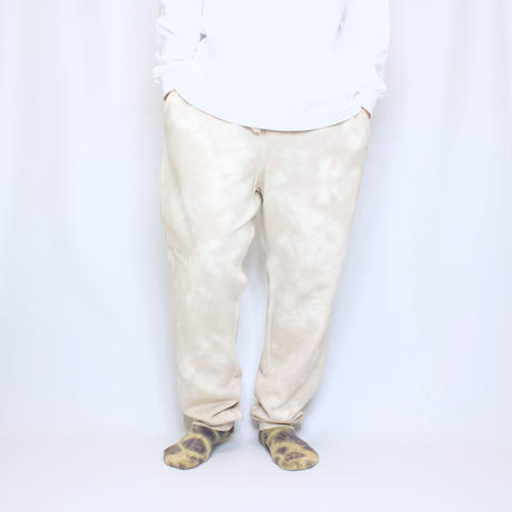 JAVARA「MARBLE RELIEF PANTS (NATURAL)」