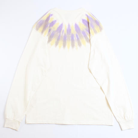 JAVARA「SPIRIT L/S TEE(PURPLE)」