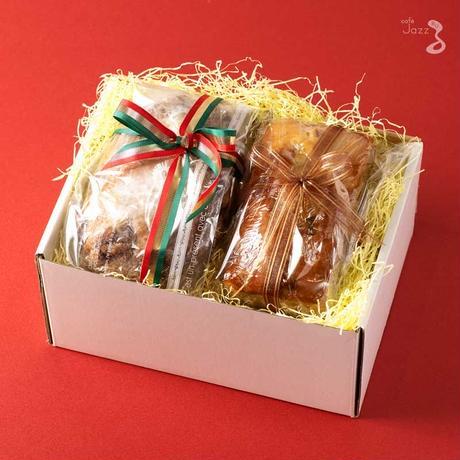 晩白柚スイーツギフト〈B〉シュトレンとパウンドケーキ
