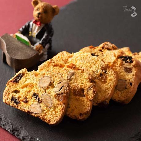 晩白柚スイーツギフト〈D〉シュトレン・ビスコッティ・ピール2種・メレンゲクッキー