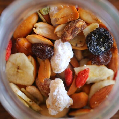 Smoked Mix Nuts [ロングボトル] 250g