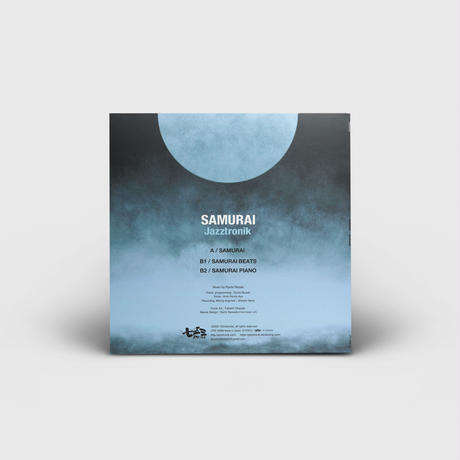 SAMURAI 12inch  (180g heavy vinyl) ダウンロードカード付き
