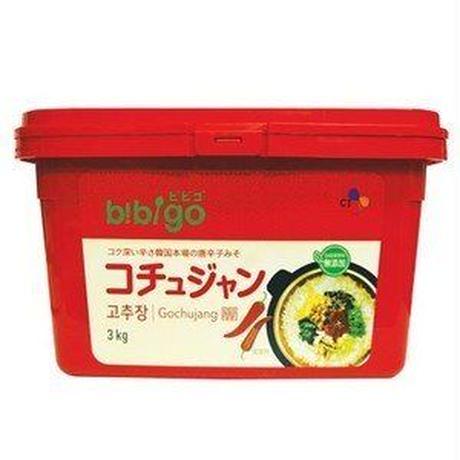 ヘチャンドル⇒ビビゴに商品が変わりました。3kg,[ヘチャンドル]唐辛子味噌/韓国調味料/韓国コチュジャン