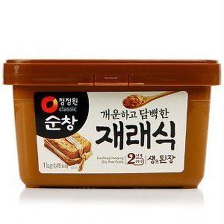 スンチャン味噌1kg/韓国調味料/韓国味噌