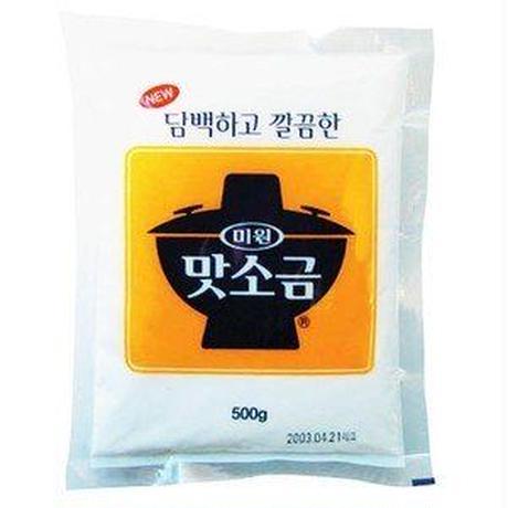 味塩500g/韓国調味料/韓国塩