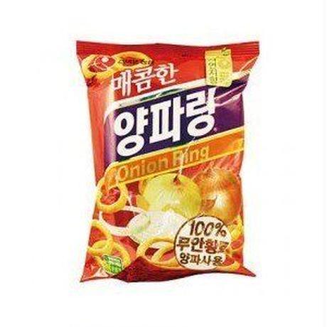 辛口オニオンリング/韓国お菓子/韓国スナック