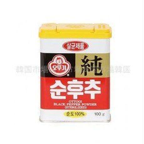 オトギ純胡椒100g/韓国調味料/韓国胡椒
