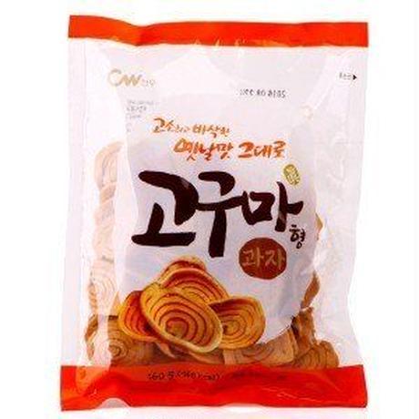さつま芋形菓子/韓国お菓子/韓国スナック