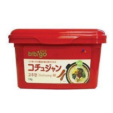 ヘチャンドル⇒ビビゴに商品が変わりました。1kg,[ヘチャンドル]唐辛子味噌1kg/韓国調味料/韓国コチュジャン