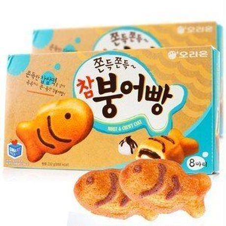 チャムタイ焼き(8個入り)/韓国お菓子/韓国スナック