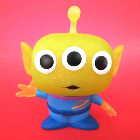 ファンコ ポップ  トイストーリー エイリアン (半透明グリッター)&Tシャツセット  FUNKO POP!TOY STORY  Alien Box Set