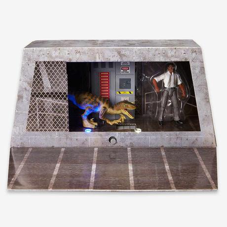 コミコン限定『ジュラシック・パーク』マテル製 レイ・アーノルド「幻のラストシーン」アクションフィギュア
