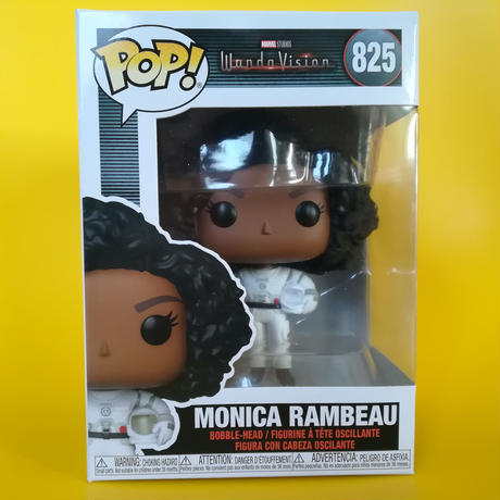 ファンコ ポップ マーベル『ワンダヴィジョン』モニカ・ランボー Funko Pop! Marvel: WandaVision - Monica Rambeau