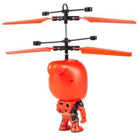 マーベル  デッドプール UFOヘリコプター