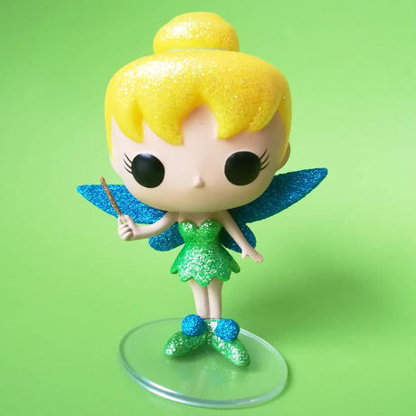 ファンコ ポップ ディズニー『ピーターパン』ティンカーベル(ダイアモンド 版) Funko POP! Disney Twinker Bell (Diamond)