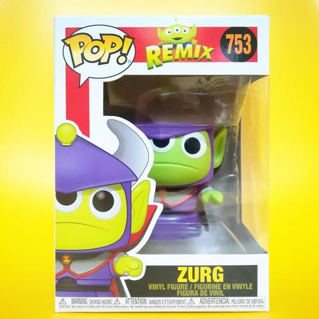 ファンコ ポップ トイストーリー エイリアンリミックス  ザーグ FUNKO POP! TOY STORY ALIEN REMIX  - Zurg