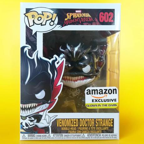 ファンコ ポップ  マーベル  ヴェノマイズド・ドクター・ストレンジ(グロー版)   Funko Pop!  MARVEL Venomized Doctor Strange  GiTD