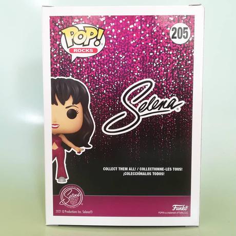 ファンコ ポップ   セレーナ    Funko Pop! Rocks: Selena (Burgundy Outfit)