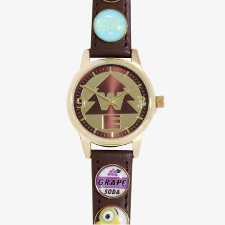 『カールじいさんの空飛ぶ家』腕時計