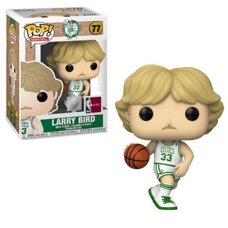 ファンコ ポップ NBA ラリー・バード FUNKO POP! Larry Bird (Celtics Home Jersey)
