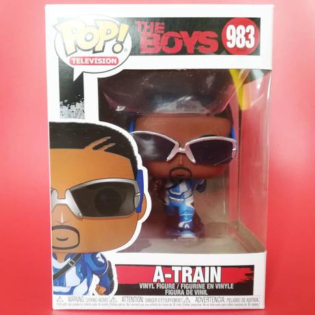 ファンコ ポップ 『ザ・ボーイズ』Aトレイン FUNKO POP!  The Boys - A-Train
