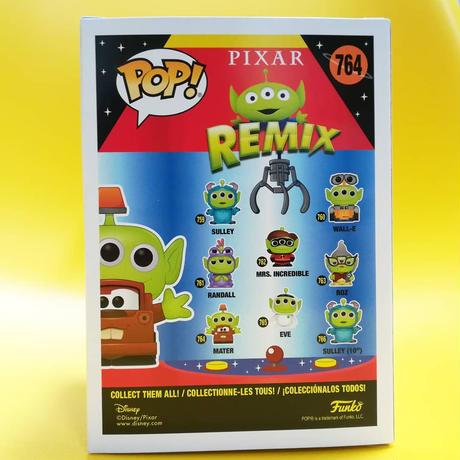 ファンコ ポップ トイストーリー エイリアン リミックス メーター FUNKO POP! TOY STORY ALIEN REMIX - Mater
