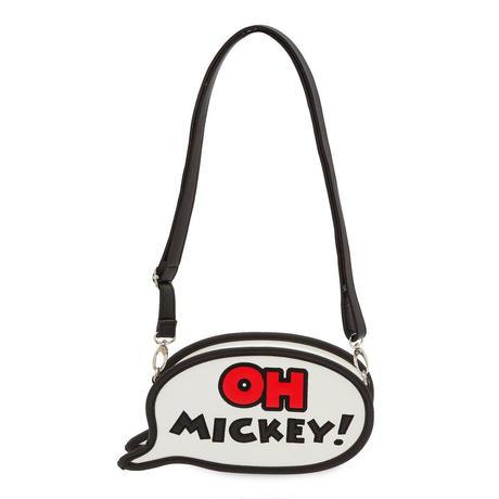 ミッキー・マウス   ショルダーバッグ Mickey Mouse Crossbody Bag