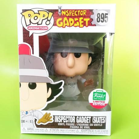 ファンコ ポップ  「ガジェット警部」ガジェット警部 (スケート) Funko Pop Inspector Gadget (Skates)