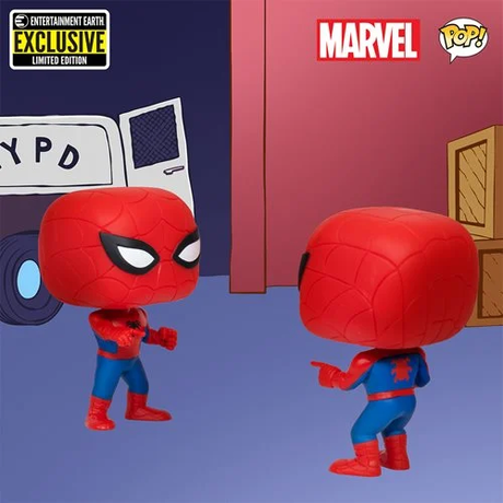 ファンコ ポップ 「スパイダーマン vs. スパイダーマン」  Funko Pop!Spider-Man  vs. Spider-Man