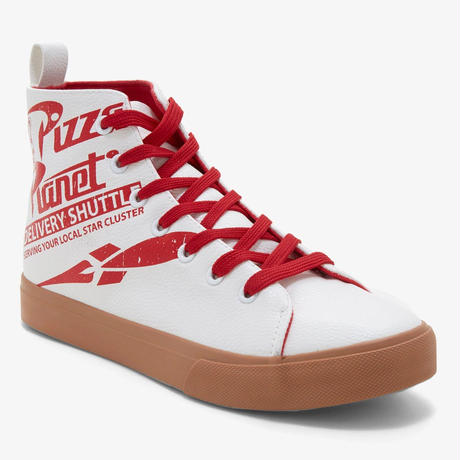 トイストーリー ピザプラネット スニーカー DISNEY PIXAR TOY STORY PIZZA PLANET DELIVERY SNEAKERS
