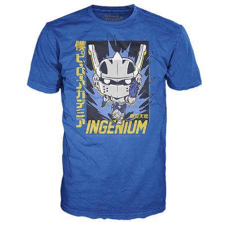 ファンコ ポップ 『僕のヒーローアカデミア』インゲニウム Tシャツセット