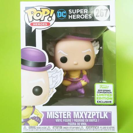 2019 コミコン限定 ファンコ ポップ  DCコミックス ミスター・ミクシィズピトルク Funko POP! DC COMICS  Mister Mxyzptlk