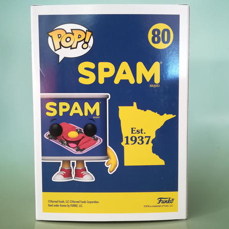 ファンコ ポップ  Funko POP!  SPAM CAN