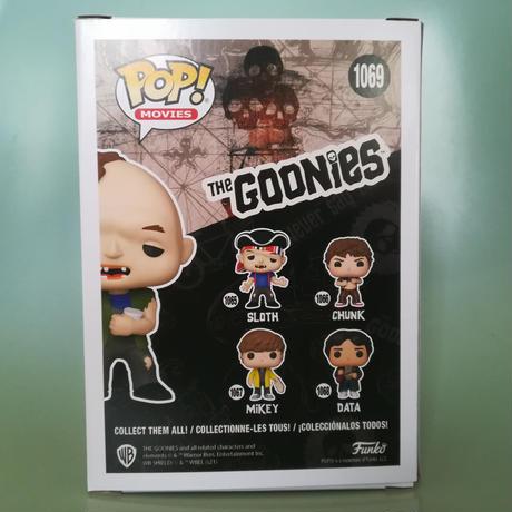 ファンコ ポップ 『グーニーズ』スロース with アイスクリーム Funko POP Movies: The Goonies- Sloth with Ice Cream