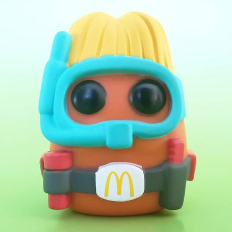 ファンコ ポップ 『マクドナルド』スキューバ・マックナゲット  FUNKO POP! McDonald's SCUBA McNUGGET