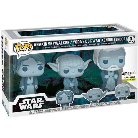 ファンコ  ポップ  『スター・ウォーズ』アクロス・ザ・ギャラクシー (3パック) Funko POP!Star Wars Across The Galaxy(3Pack)