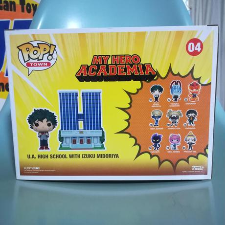 ファンコ ポップ  『僕のヒーローアカデミア』  緑谷出久&雄英高校  FUNKO POP! My Hero Academia