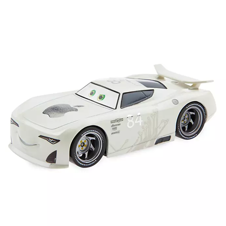 ディズニー・ピクサー カーズ   CARS 1/43  Pull 'N' Race Die Cast Car JP Drive